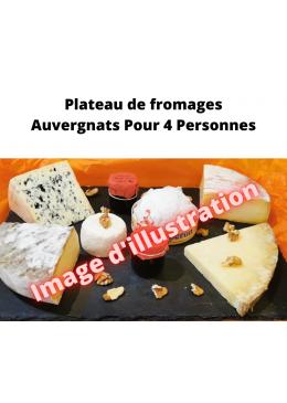 Plateau de fromages...